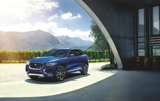 IAA 2015: Jaguar F-Pace nhiều tuỳ chọn động cơ có giá từ 42.000 USD 1
