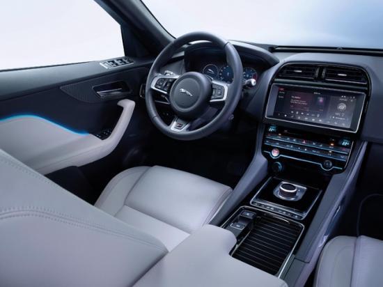 IAA 2015: Jaguar F-Pace nhiều tuỳ chọn động cơ có giá từ 42.000 USD 3