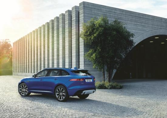 IAA 2015: Jaguar F-Pace nhiều tuỳ chọn động cơ có giá từ 42.000 USD 2