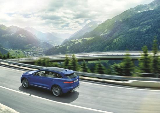 IAA 2015: Jaguar F-Pace nhiều tuỳ chọn động cơ có giá từ 42.000 USD 7