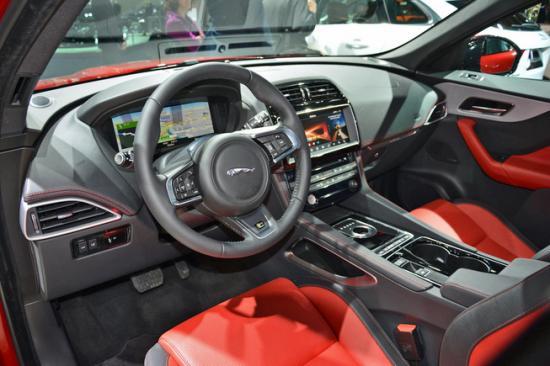 IAA 2015: Jaguar F-Pace nhiều tuỳ chọn động cơ có giá từ 42.000 USD_anh19