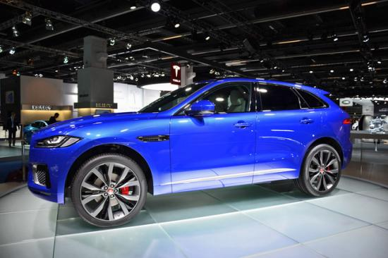 IAA 2015: Jaguar F-Pace nhiều tuỳ chọn động cơ có giá từ 42.000 USD_anh10