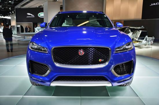 IAA 2015: Jaguar F-Pace nhiều tuỳ chọn động cơ có giá từ 42.000 USD_anh12