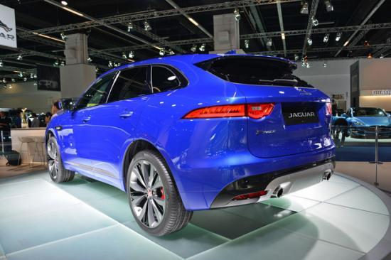 IAA 2015: Jaguar F-Pace nhiều tuỳ chọn động cơ có giá từ 42.000 USD_anh13