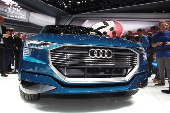 IAA 2015: Audi thách thức Tesla bằng E-tron Quattro đầy sắc sảo5