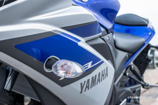 Yamaha YZF-R3 2015 13