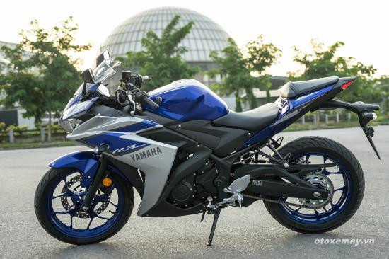 Yamaha YZF-R3 2015 6