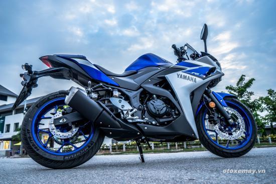 Yamaha YZF-R3 2015 3
