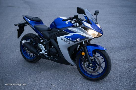 Yamaha YZF-R3 2015 4