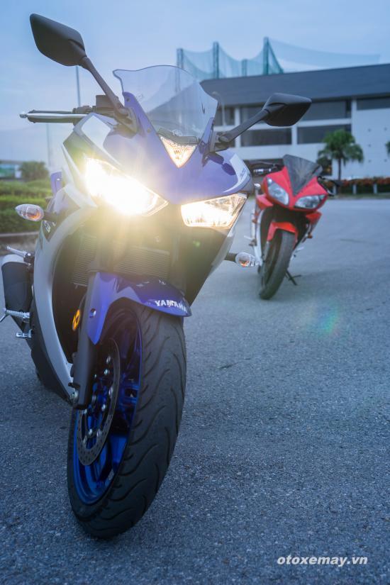 Yamaha YZF-R3 2015 2