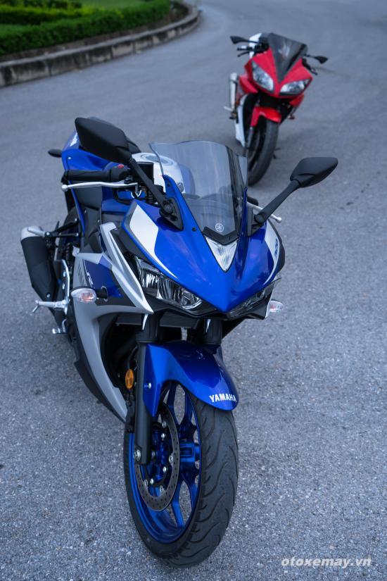 Yamaha YZF-R3 2015 1