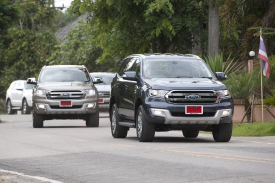"""24h """"khám"""" Ford Everest ở Chiang Rai-ảnh1"""