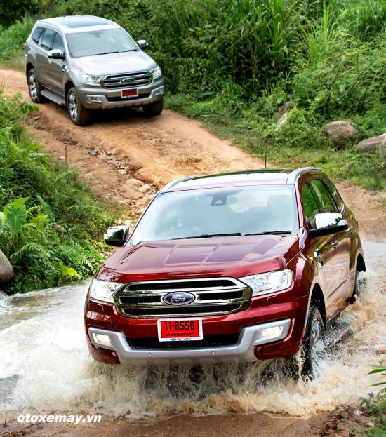 """24h """"khám"""" Ford Everest ở Chiang Rai-ảnh6"""