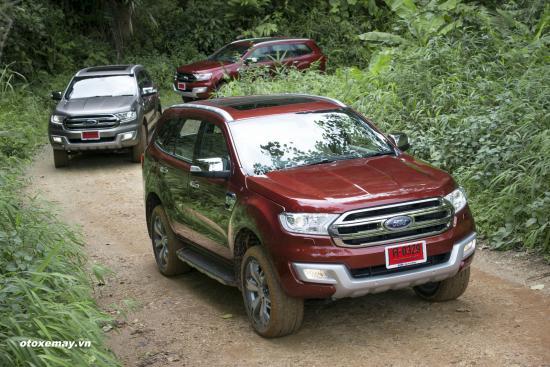 """24h """"khám"""" Ford Everest ở Chiang Rai-ảnh2"""