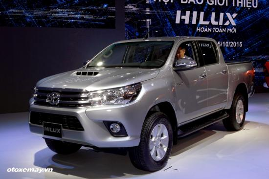 Toyota Hilux 2016 được bán với giá từ 693 triệu đồng_ảnh3