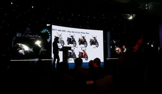 Piaggio tung bản Liberty hoàn toàn mới có ABS lần đầu tại Việt Nam 14