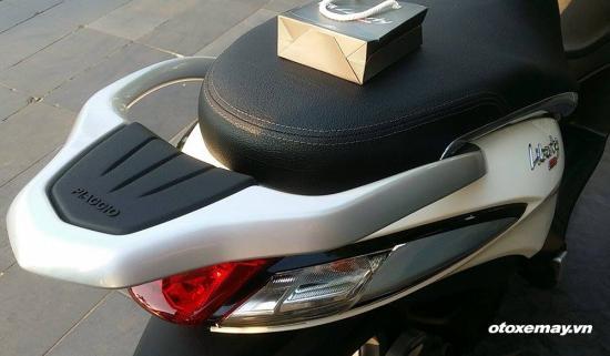 Piaggio tung bản Liberty hoàn toàn mới có ABS lần đầu tại Việt Nam 11