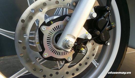 Piaggio tung bản Liberty hoàn toàn mới có ABS lần đầu tại Việt Nam 5