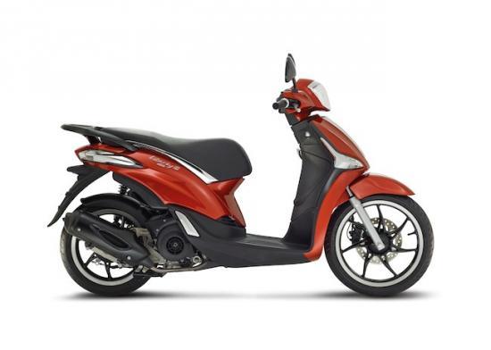 Piaggio tung bản Liberty hoàn toàn mới có ABS lần đầu tại Việt Nam 15