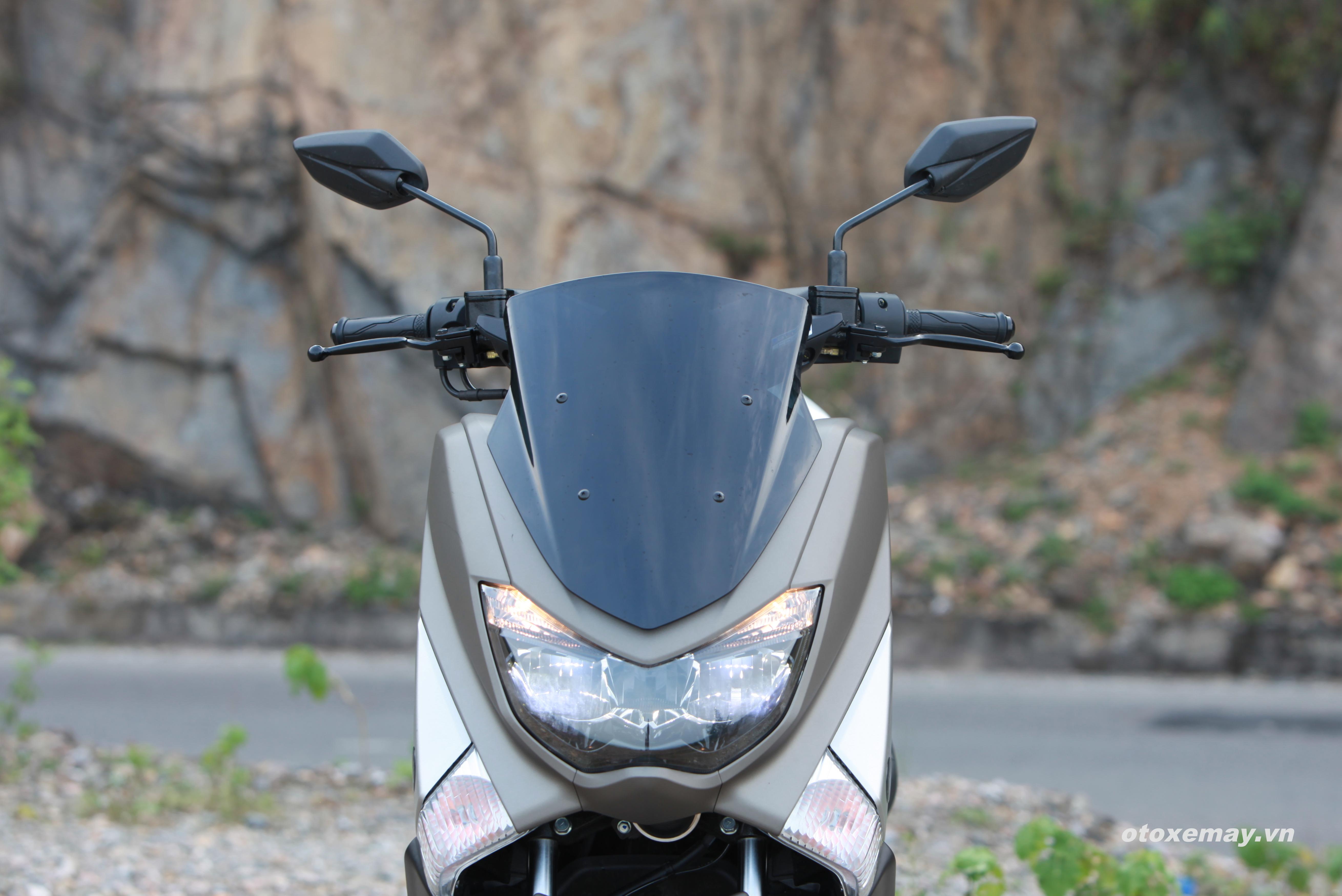 Yamaha NM-X: chiếc xe ga đường trường trẻ3