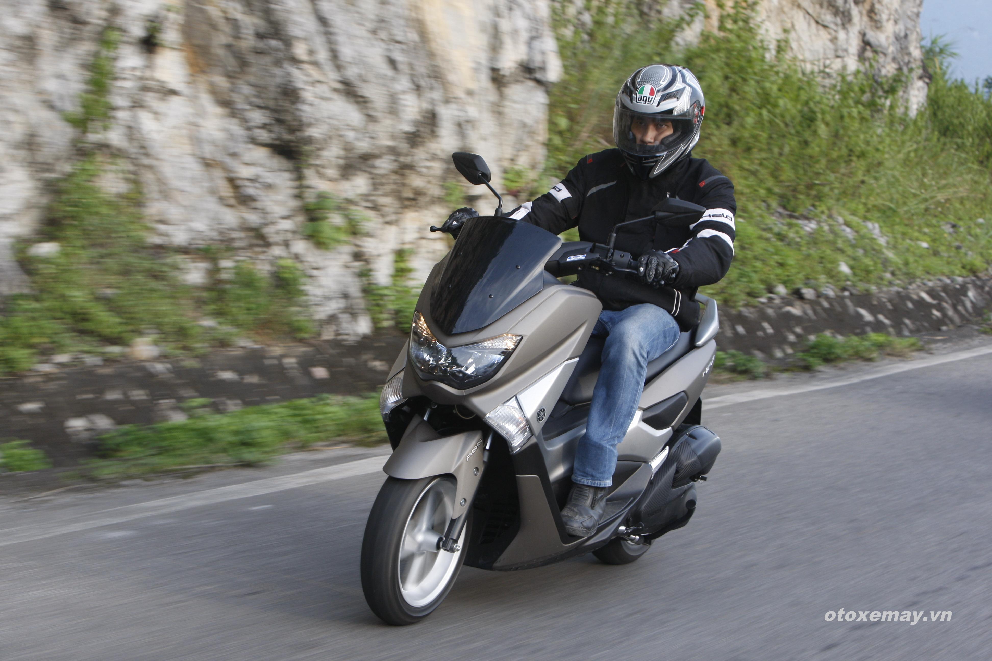 Yamaha NM-X: chiếc xe ga đường trường trẻ16