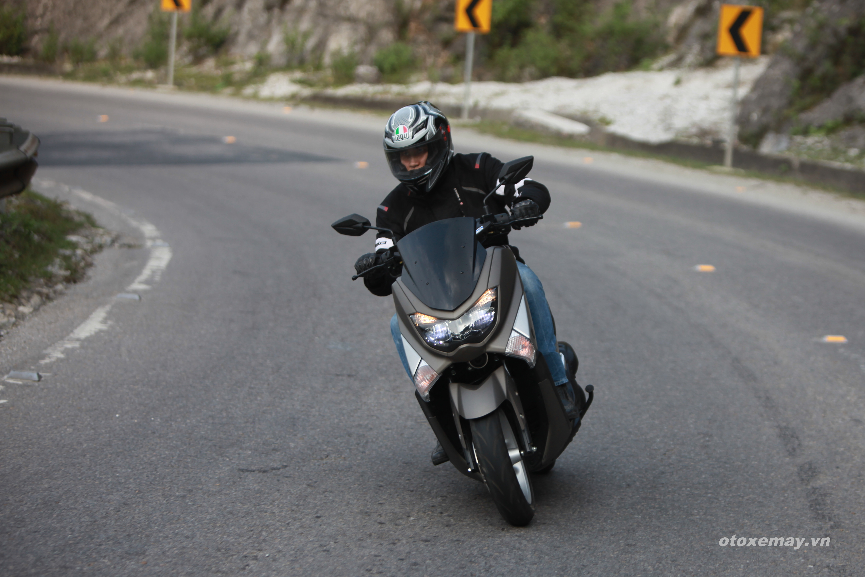 Yamaha NM-X: chiếc xe ga đường trường trẻ15