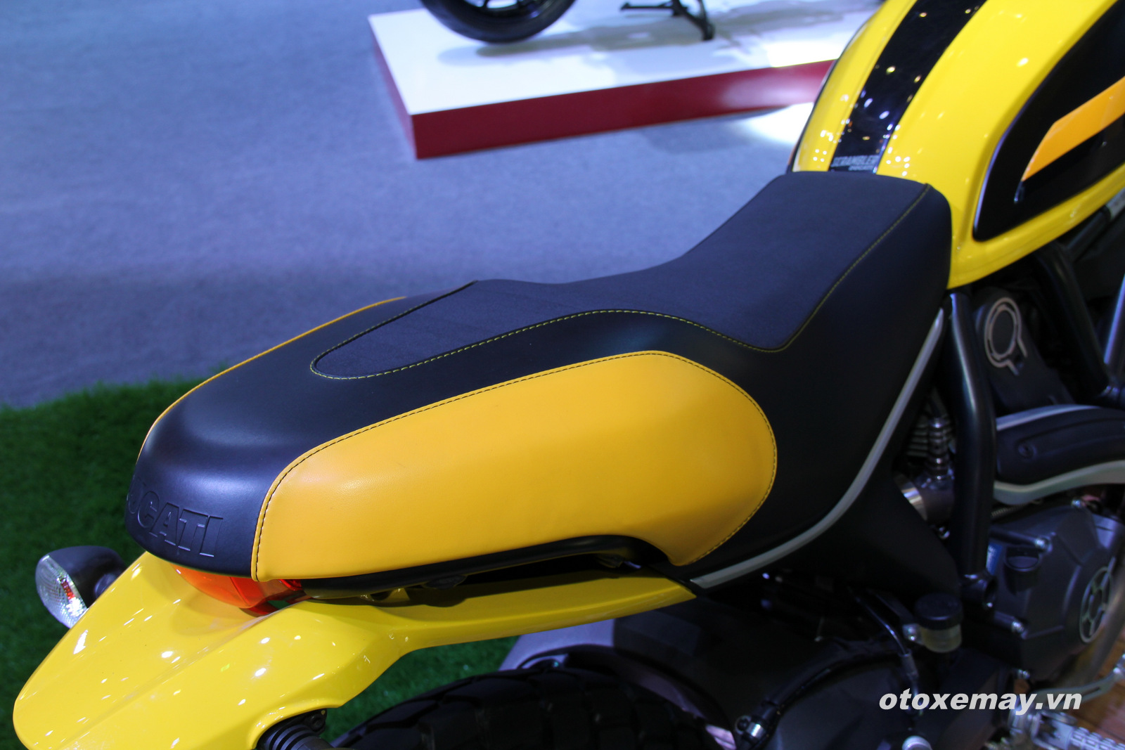 VIMS 2015: Cá tính Ducati khuấy động triển lãm_anh7
