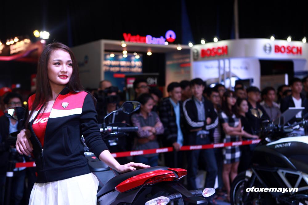 VIMS 2015: D.O.C Miền Bắc chính thức nhập hội Ducatisti thế giới_pic4