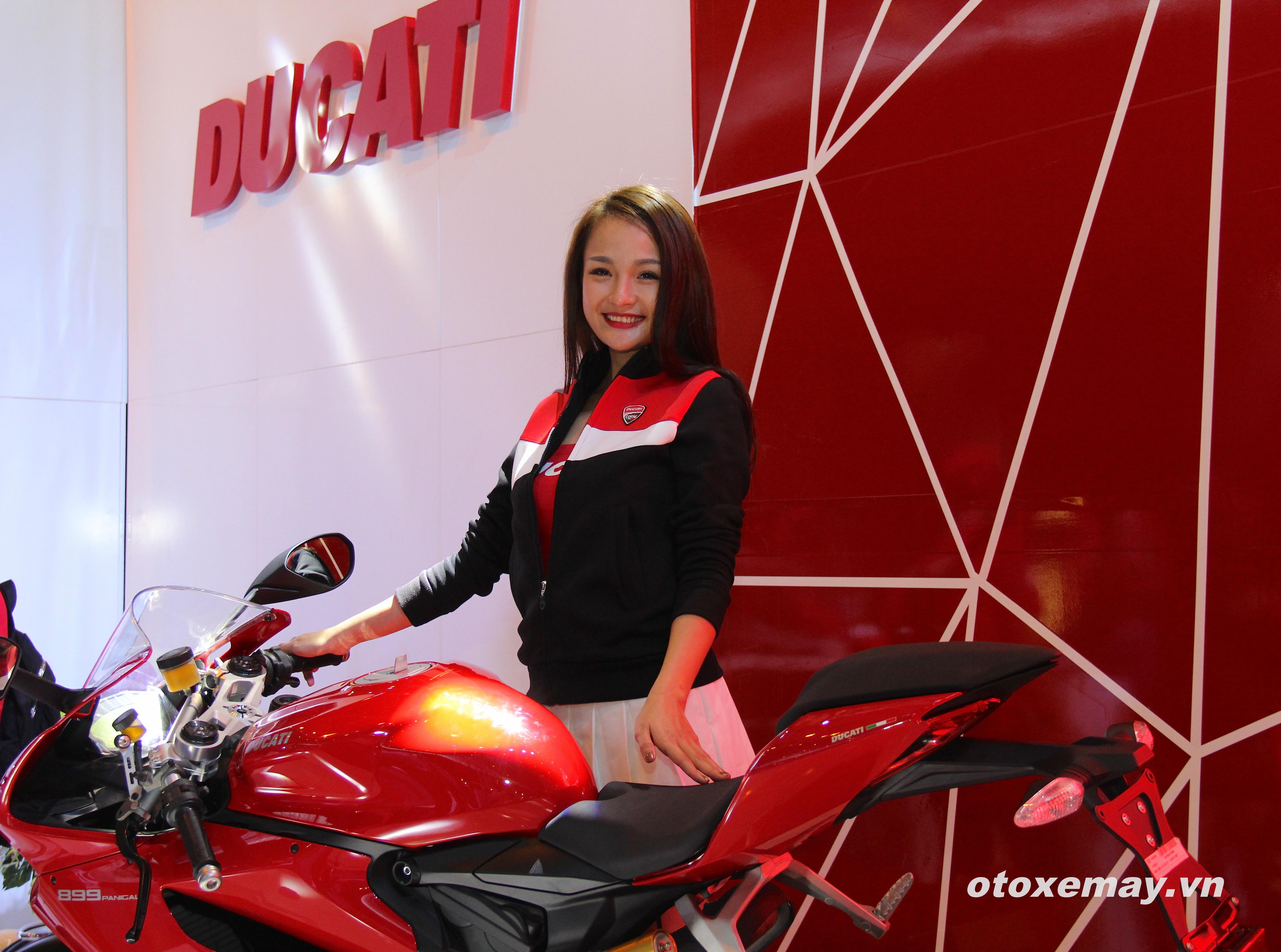 VIMS 2015: D.O.C Miền Bắc chính thức nhập hội Ducatisti thế giới_pic6
