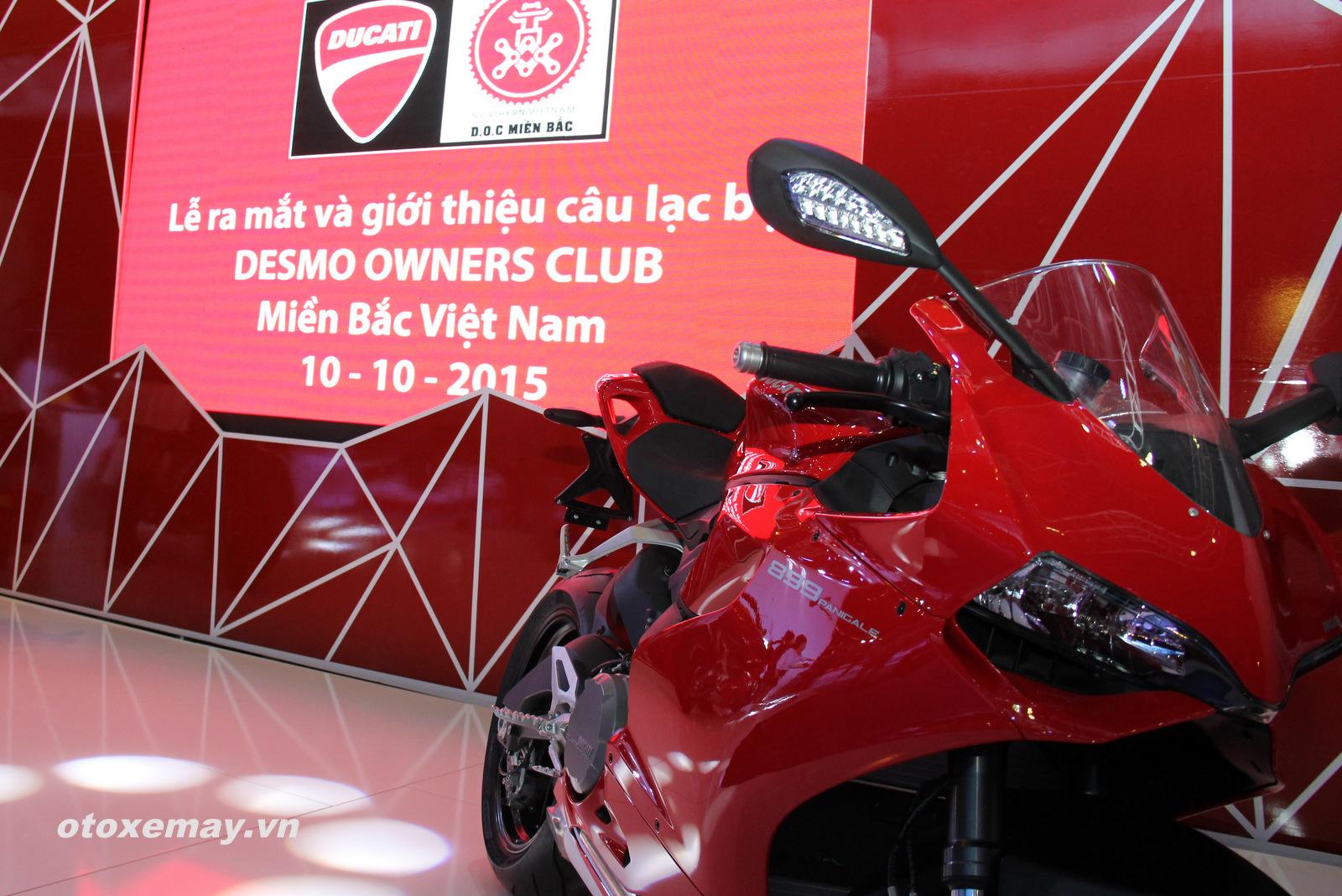 VIMS 2015: D.O.C Miền Bắc chính thức nhập hội Ducatisti thế giới_pic8