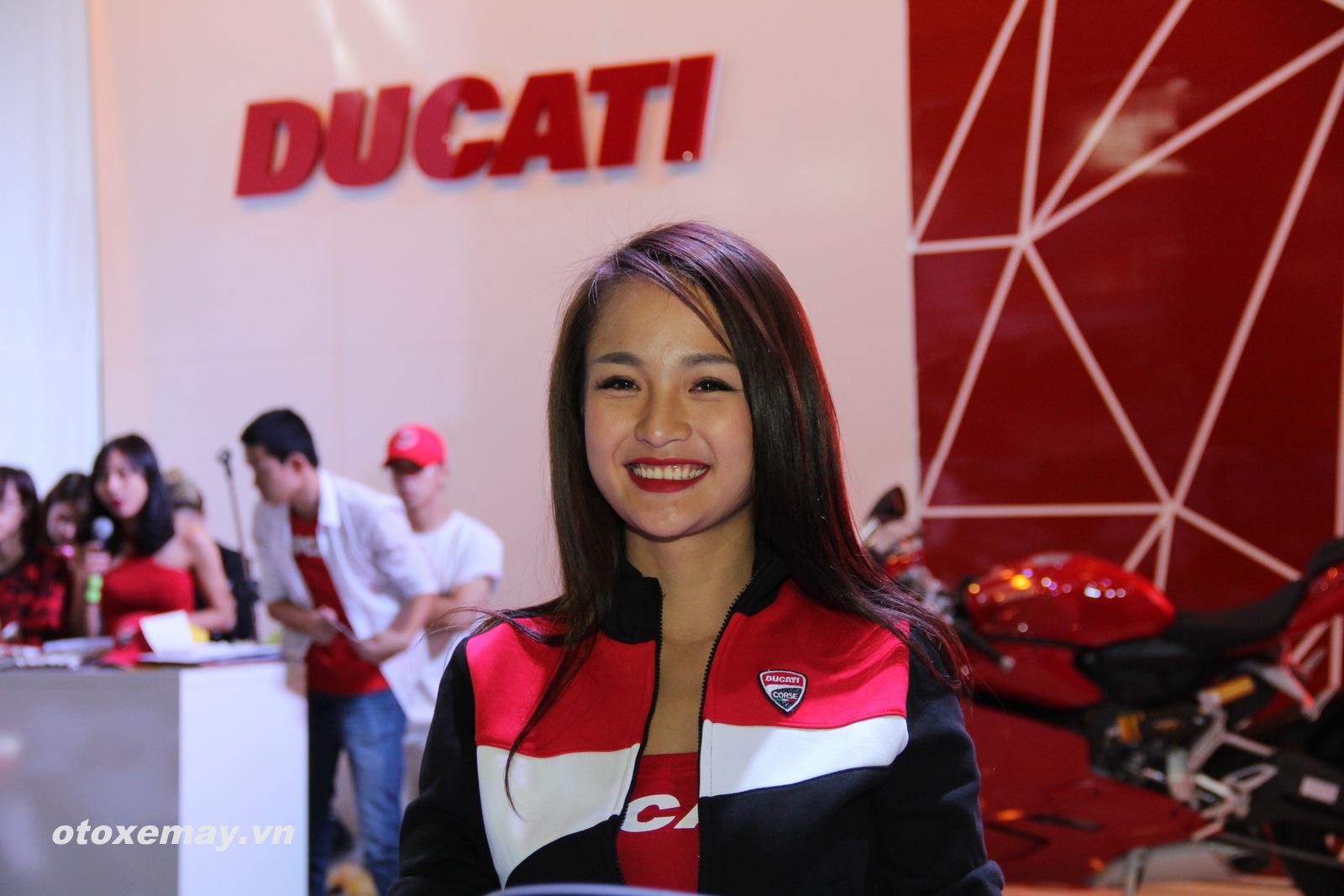 VIMS 2015: D.O.C Miền Bắc chính thức nhập hội Ducatisti thế giới_pic5