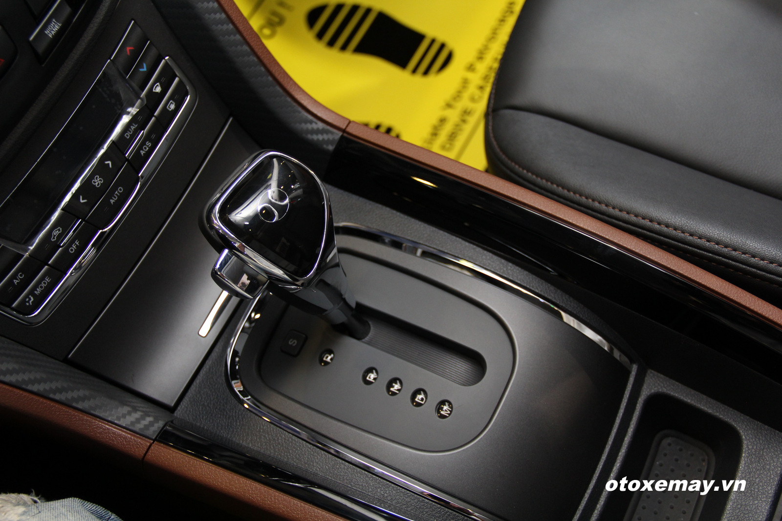 VIMS 2015: Cận cảnh sedan BAIC CC của Trung Quốc 11