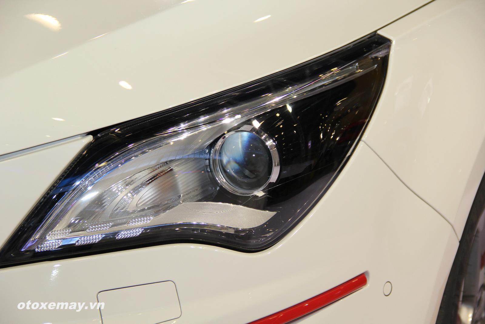 VIMS 2015: Cận cảnh sedan BAIC CC của Trung Quốc 14