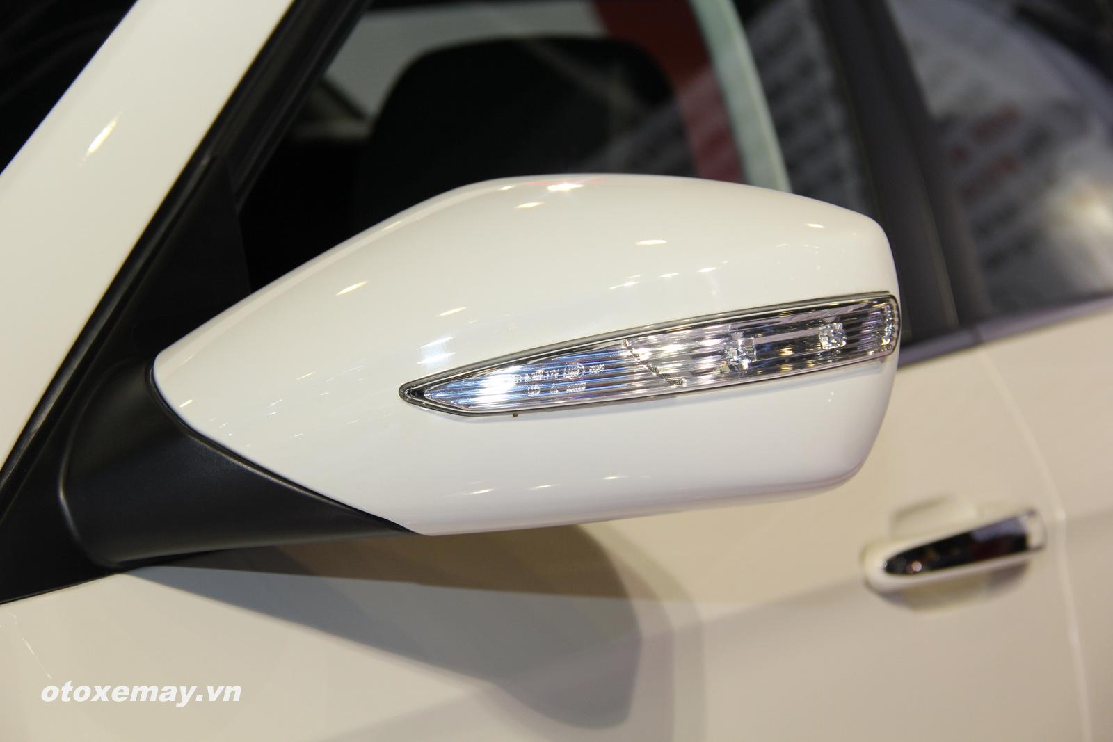 VIMS 2015: Cận cảnh sedan BAIC CC của Trung Quốc 17