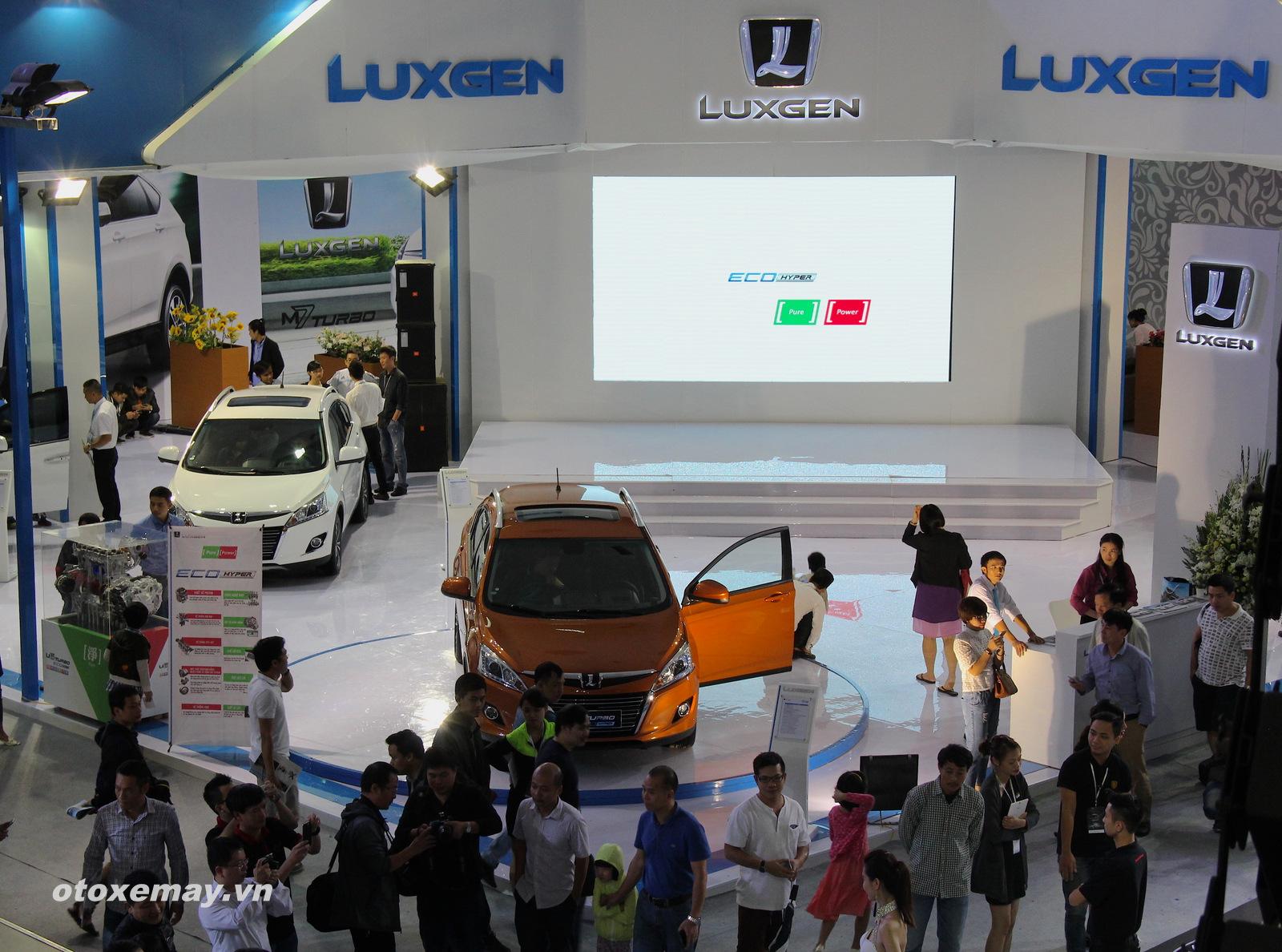 VIMS 2015: Công nghệ trên xe Luxgen của Đài Loan có gì - ảnh 11