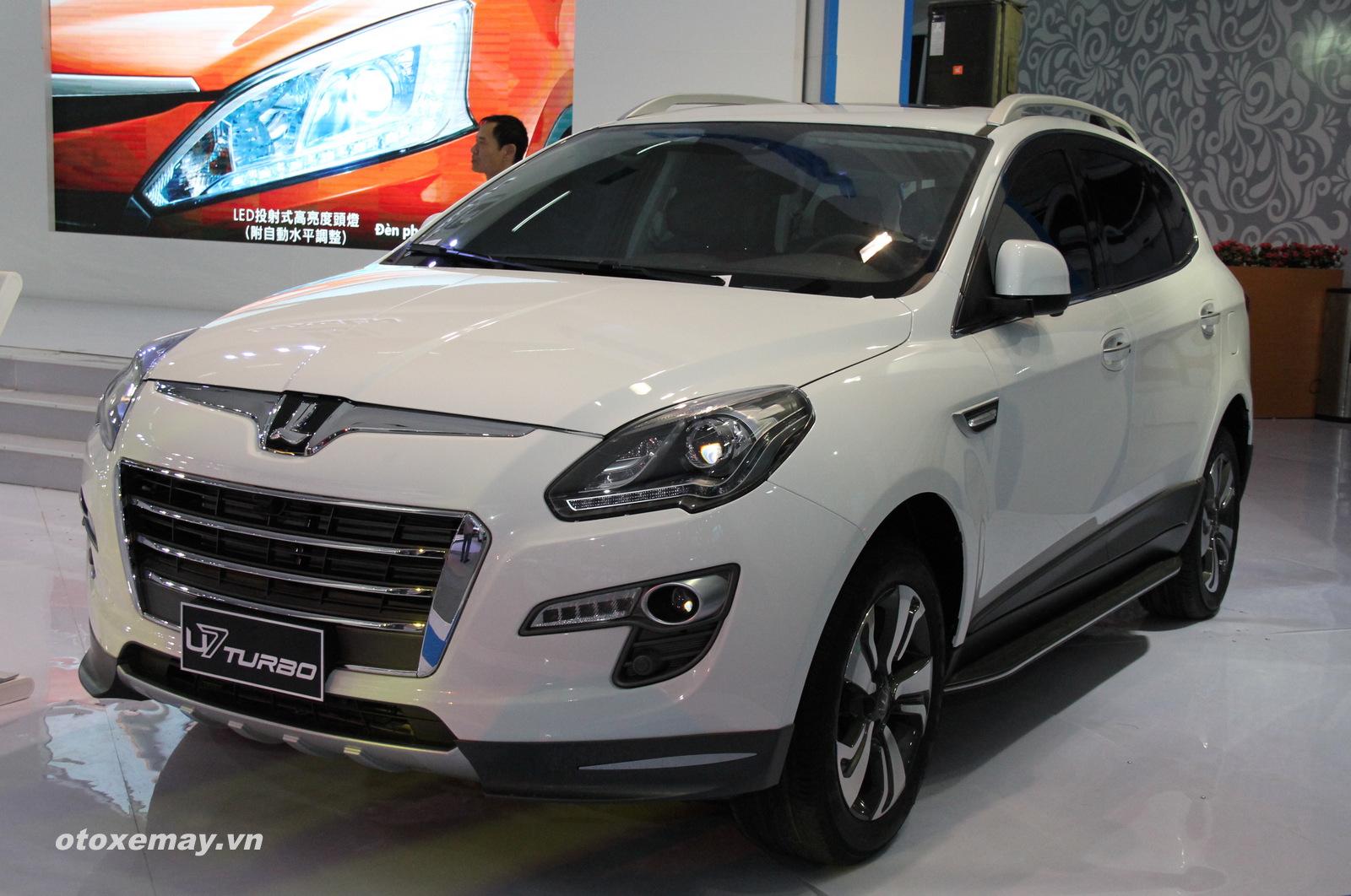 VIMS 2015: Công nghệ trên xe Luxgen của Đài Loan có gì - ảnh 2