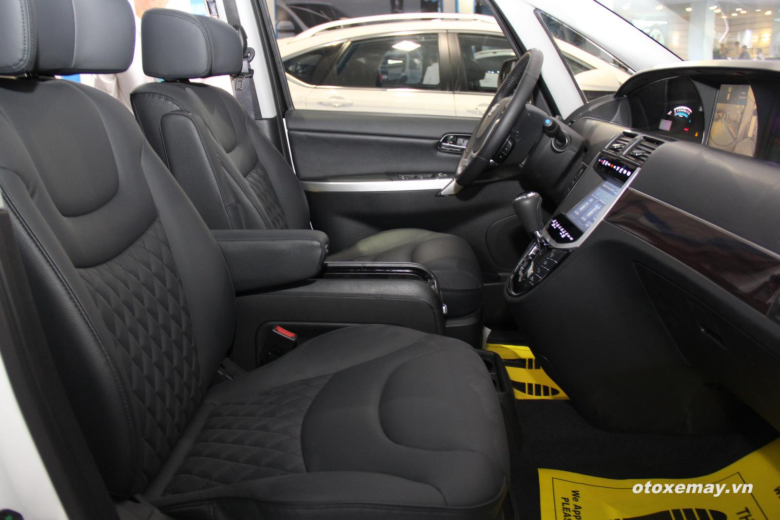 VIMS 2015: Công nghệ trên xe Luxgen của Đài Loan có gì - ảnh 8