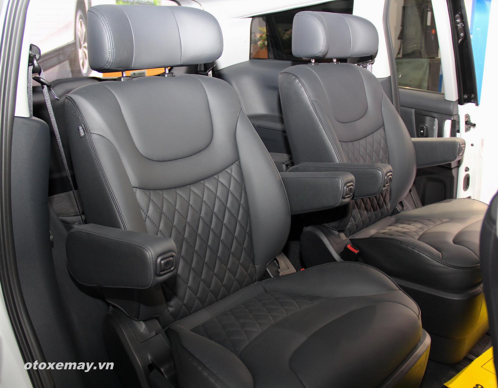 VIMS 2015: Công nghệ trên xe Luxgen của Đài Loan có gì - ảnh 9