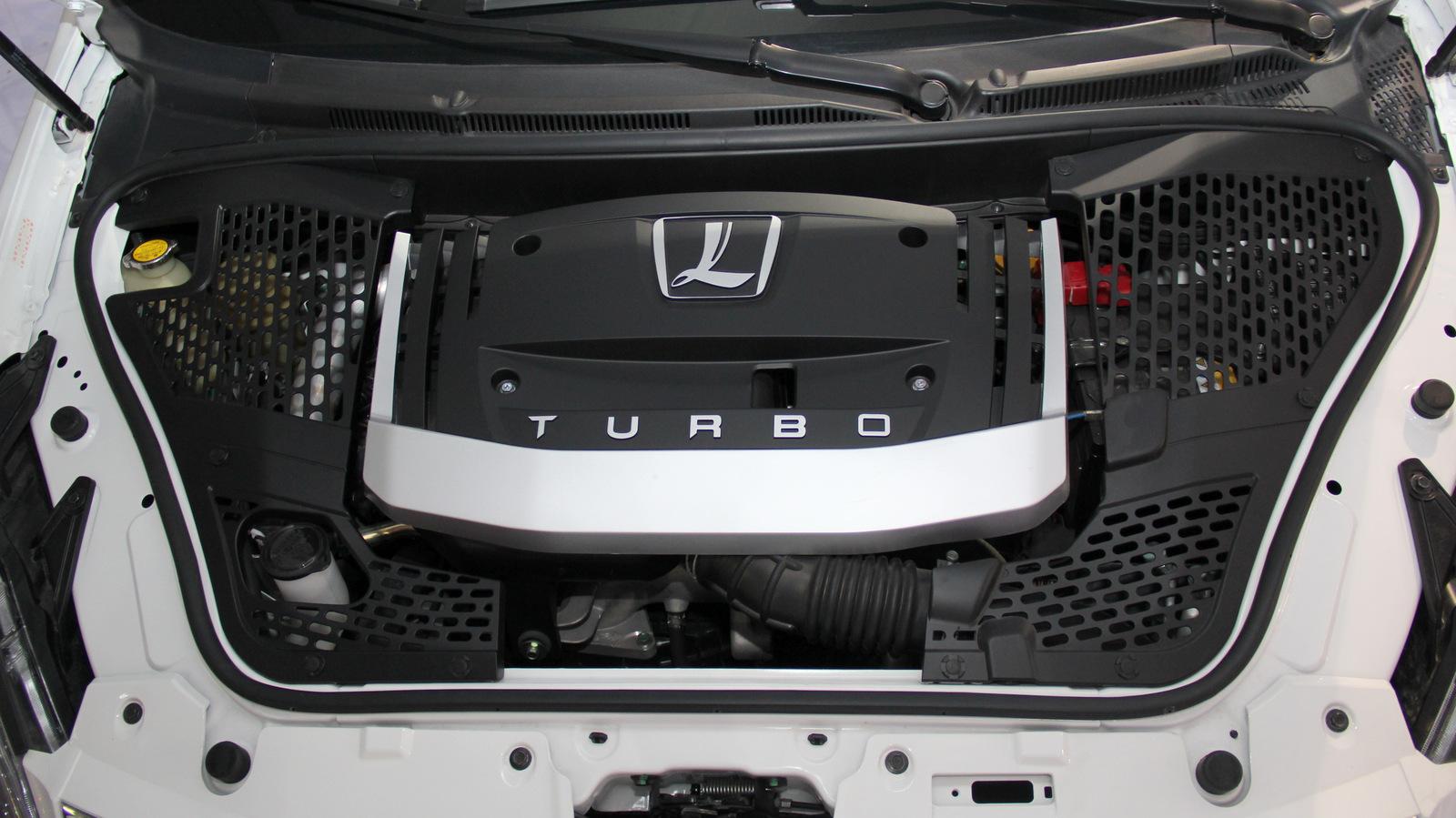 VIMS 2015: Công nghệ trên xe Luxgen của Đài Loan có gì - ảnh 6
