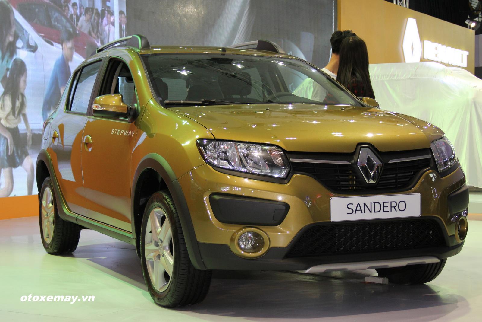 VIMS 2015 - Thêm xe nhỏ giá rẻ châu Âu về Việt Nam 1