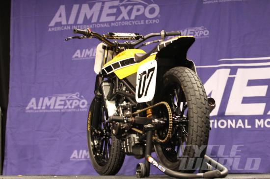 Giải mã bí ẩn của Yamaha DT-07 Flat Track Concept 5