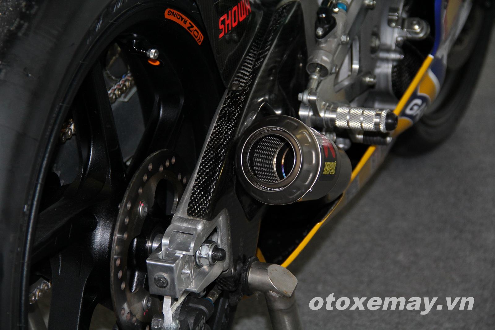Xe đua Shell Advance Asia Talent Cup Honda NSF250R ảnh 20