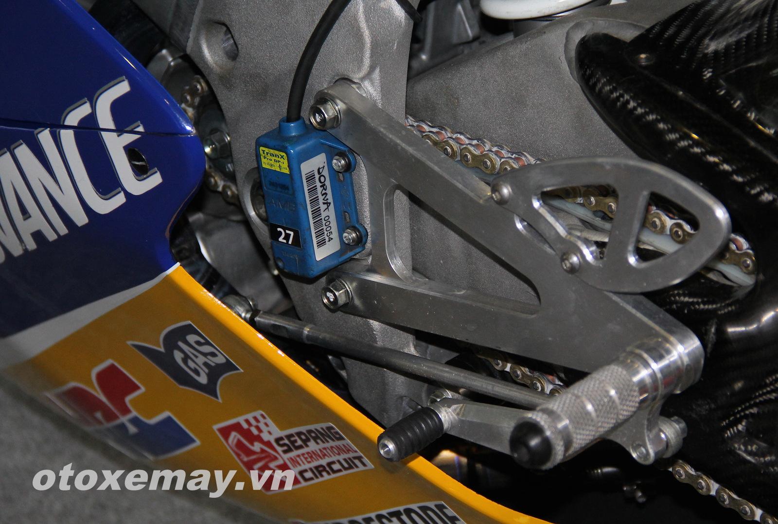 Xe đua Shell Advance Asia Talent Cup Honda NSF250R ảnh 21