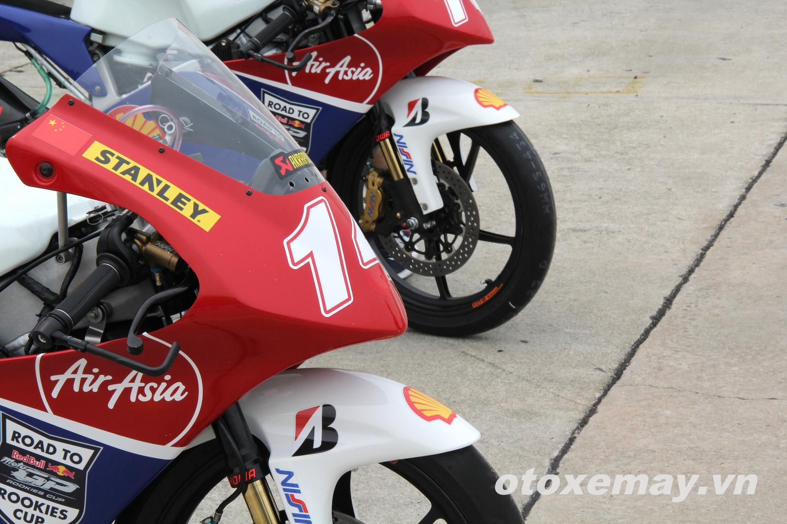 Xe đua Shell Advance Asia Talent Cup Honda NSF250R ảnh 9