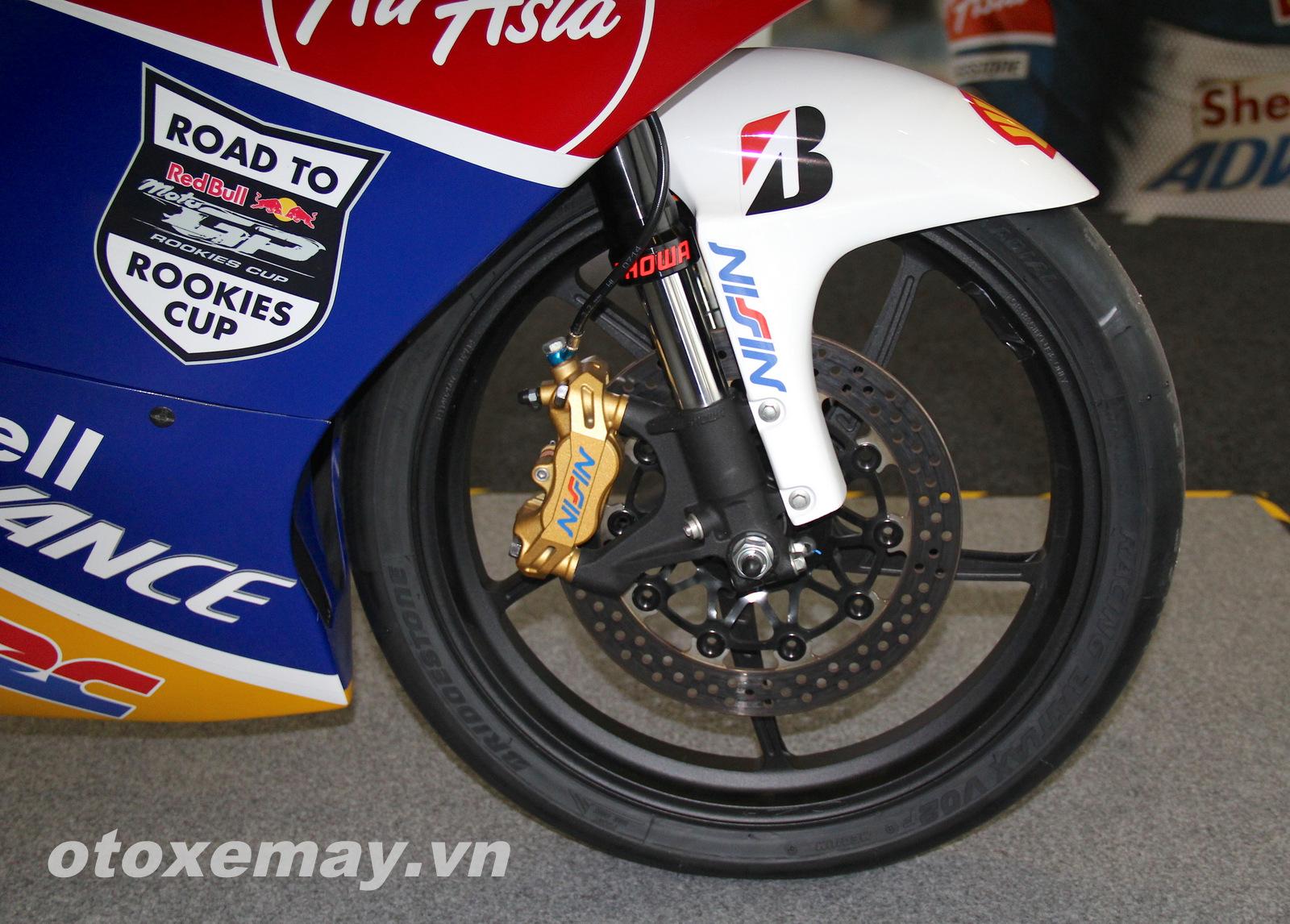 Xe đua Shell Advance Asia Talent Cup Honda NSF250R ảnh 8