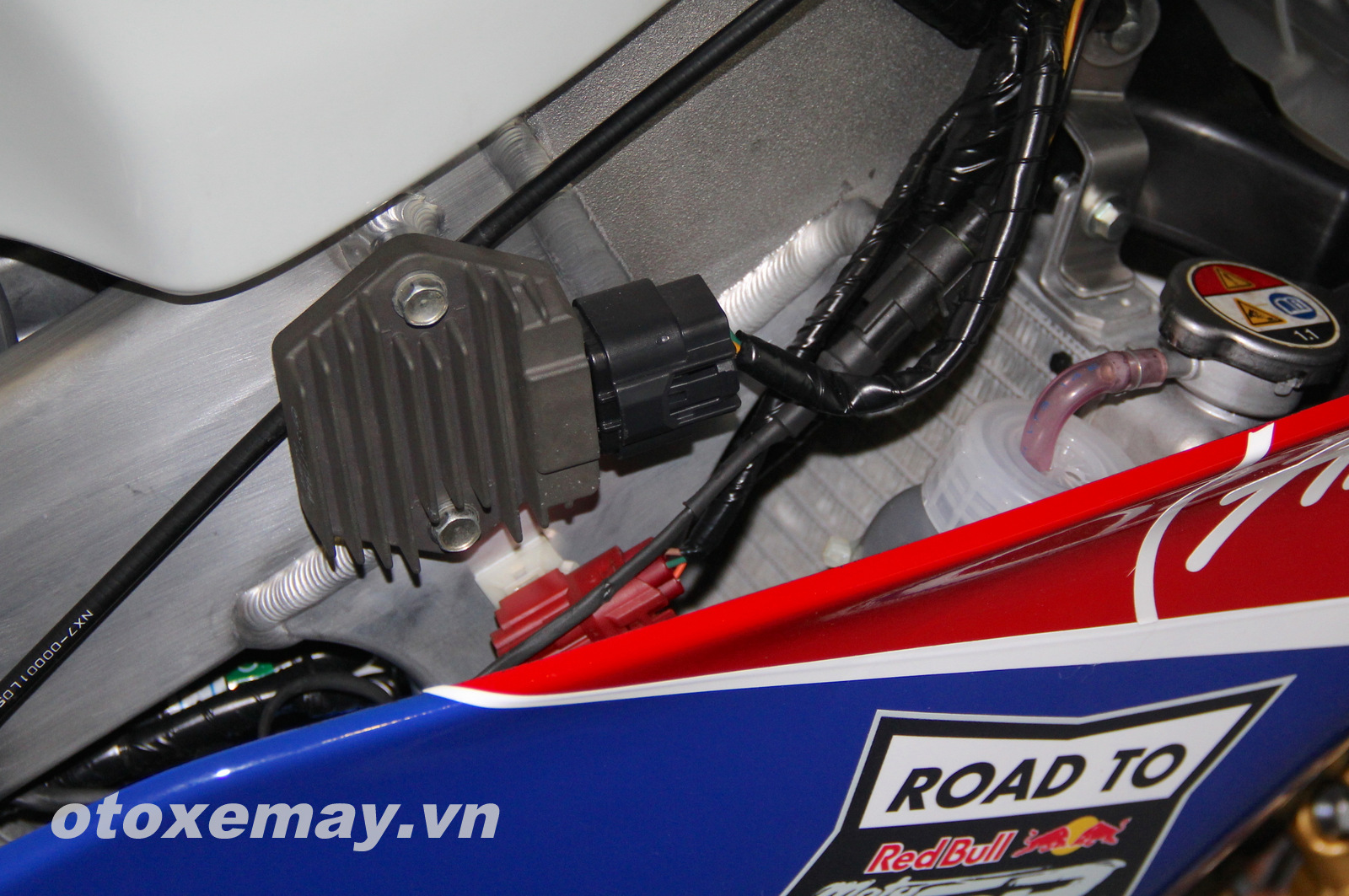 Xe đua Shell Advance Asia Talent Cup Honda NSF250R ảnh 19