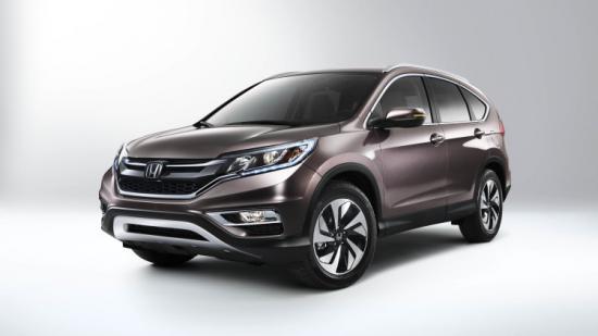 Túi khí của Honda CR-V đời mới có thể gây thương tích