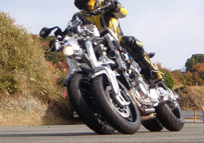 Tận mắt xem môtô 4 bánh Yamaha vận hành 5