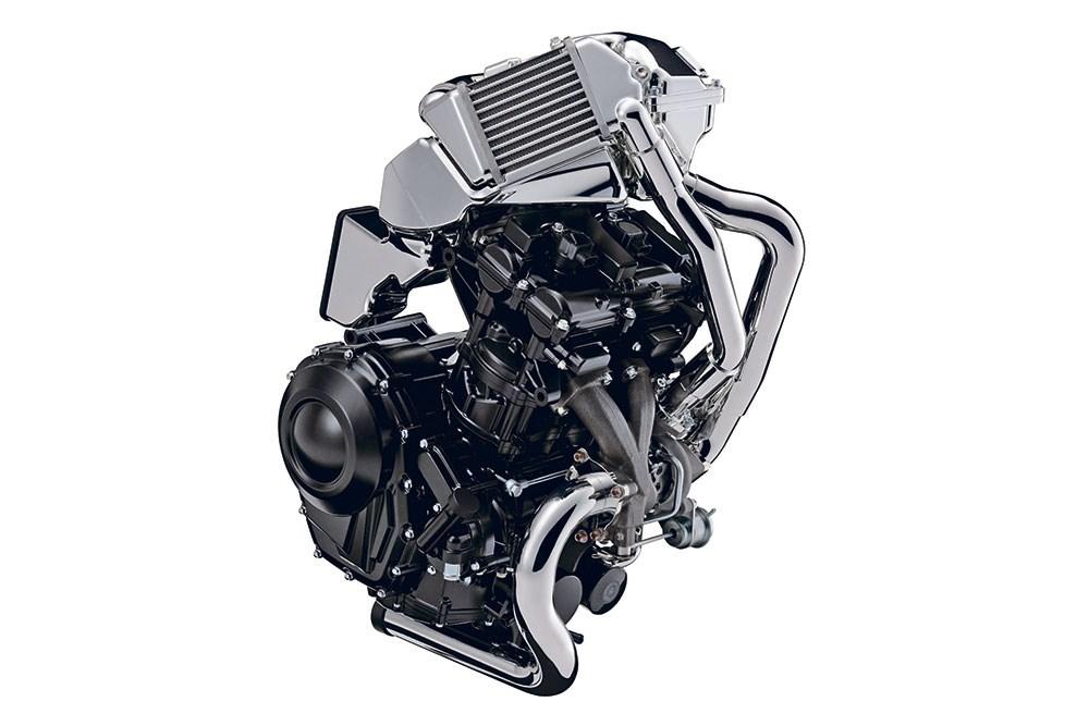 Suzuki thách thức Kawasaki trong cuộc đua công nghệ tăng áp 2