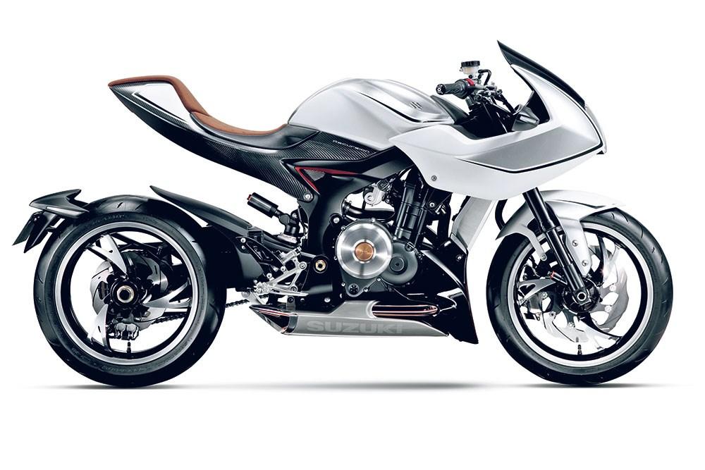 Suzuki thách thức Kawasaki trong cuộc đua công nghệ tăng áp 1